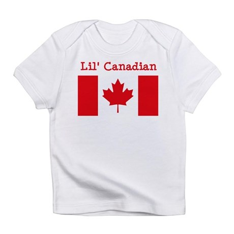 Canadian Infant T-Shirt