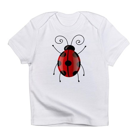 Essential Ladybug Creeper Infant T-Shirt