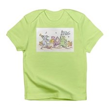 Dragon Parade on an Infant T-Shirt