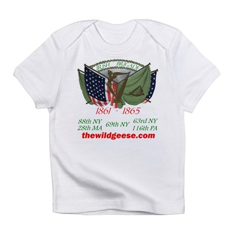 Irish Brigade - Creeper Infant T-Shirt