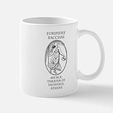 Euripides' Bacchae Mug