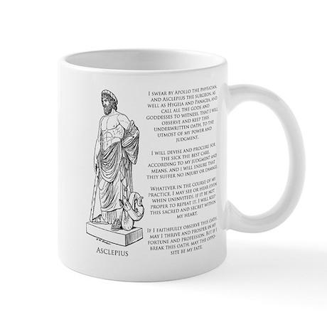 Hippocratic Oath Mug