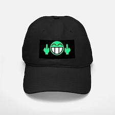 Flipoff guy Baseball Hat