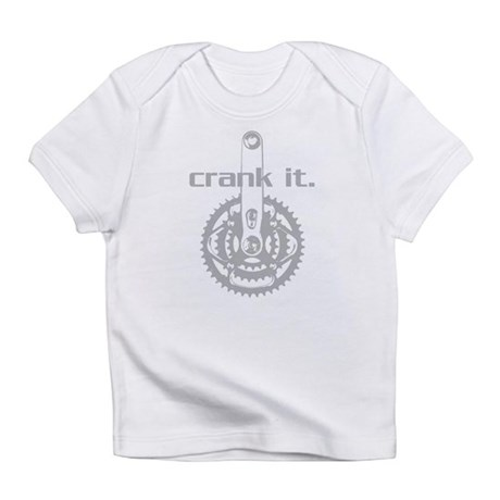 CRANK IT CYCLING Infant T-Shirt