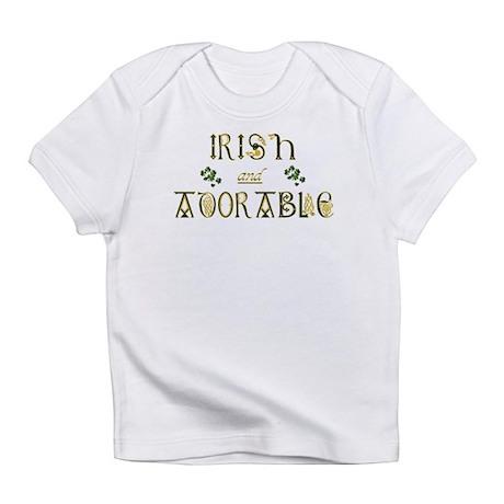 Irish & Adorable Creeper Infant T-Shirt