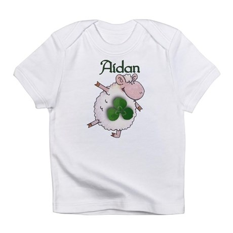 Aidan's Irish Lamb Creeper Infant T-Shirt