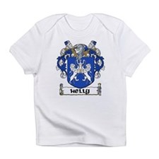 Kelly Coat of Arms Creeper Infant T-Shirt