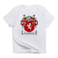 McNamara Coat of Arms Creeper Infant T-Shirt