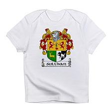 Sullivan Coat of Arms Creeper Infant T-Shirt