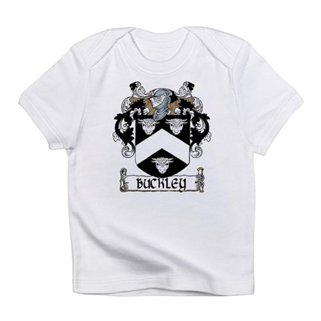 Buckley Coat of Arms Creeper Infant T-Shirt