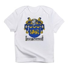 McGovern Coat of Arms Creeper Infant T-Shirt