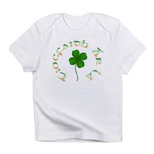 Tiochfaidh ár Lá (Shamrock) Creeper Infant T-Shirt