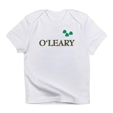 O'Leary Surname Irish Creeper Infant T-Shirt