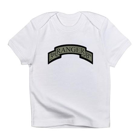 3rd Ranger Bn Scroll ACU Infant T-Shirt