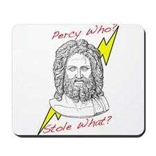 Percy Mousepad