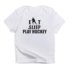 Eat Sleep Play Hockey Infant T-Shirt