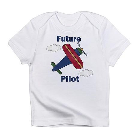 Future Pilot Creeper Infant T-Shirt