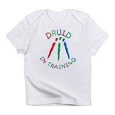 Druid in Training Creeper Infant T-Shirt