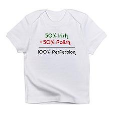 Irish & Polish Infant T-Shirt