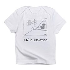 S in isolation Infant T-Shirt