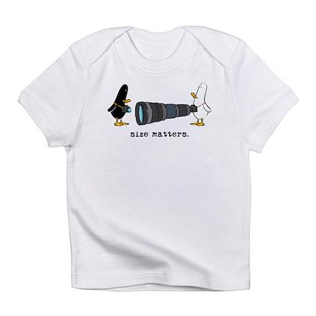 WTD: Size Matters Infant T-Shirt