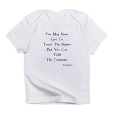 The Master's Creatures Gifts Infant T-Shirt