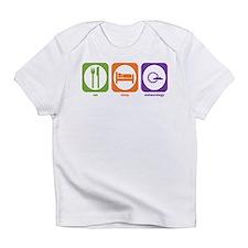 Eat Sleep Meteorology Infant T-Shirt