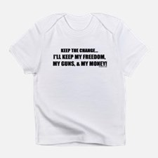 Keep the Change Infant T-Shirt