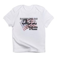 Inauguration Day 01/20/09 Infant T-Shirt