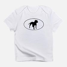 Pit Bull Creeper Infant T-Shirt