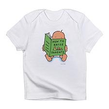 raising parents (light) Creeper Infant T-Shirt