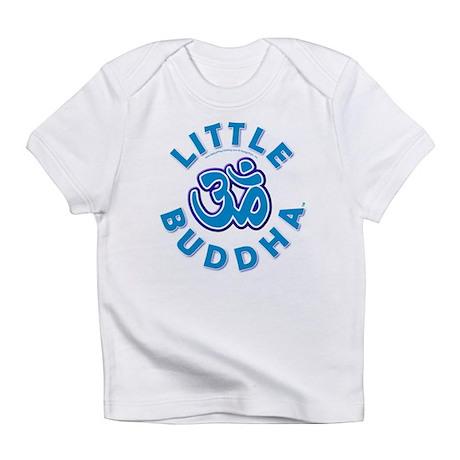 Little Buddha Yoga Symbol Baby Rompers Blue Infant