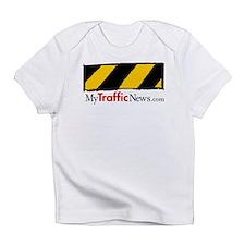Future MyTrafficNews reader shirt Infant T-Shirt