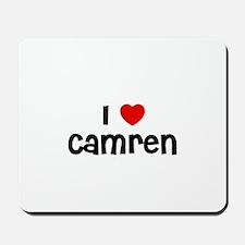 I * Camren Mousepad