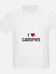 I * Camren Kids T-Shirt