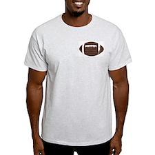 Football Fanatic 2 Sided T-Shirt