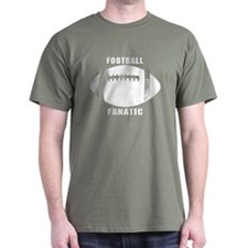 Football Fanatic T-Shirt