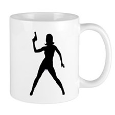 Cool Sillouette Mug