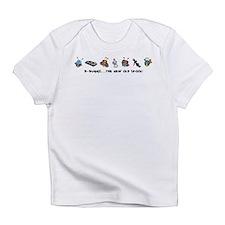 New Old Skool Onesie Infant T-Shirt