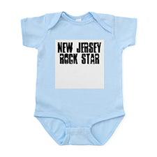 New Jersey Rock Star Infant Bodysuit