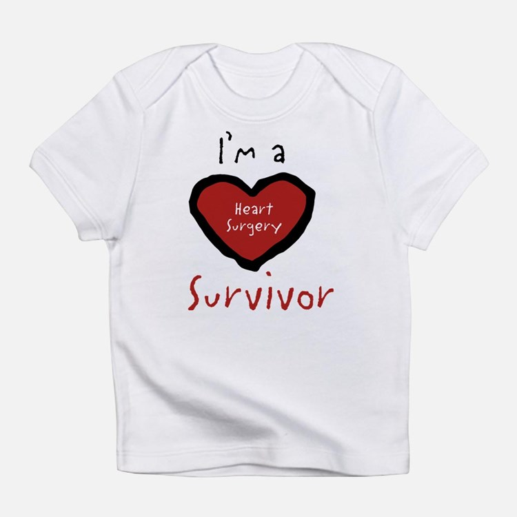 Heart surgery survivor t shirts shirts tees custom for Dog t shirt for after surgery