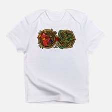 Thórr and the Serpent Creeper Infant T-Shirt