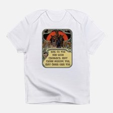 Odinn & Thórr Blessing Creeper Infant T-Shirt