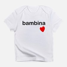 Bambina Infant T-Shirt