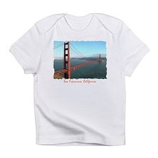 Golden Gate Bridge - Creeper Infant T-Shirt