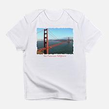 Golden Gate Bridge - Creeper Infant T-Shirt