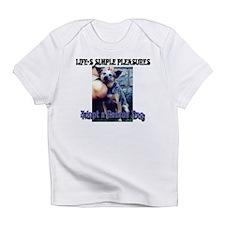 Custom Creeper Infant T-Shirt