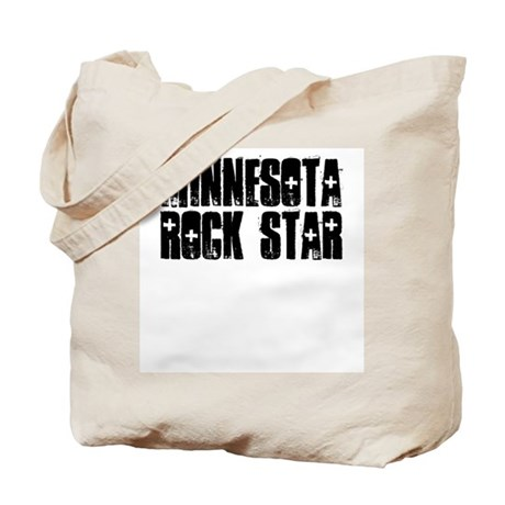 Minnesota Rock Star Tote Bag
