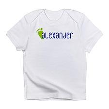 Creeper: Alexander Infant T-Shirt