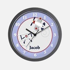 JACOB Little Aviator Wall Clock